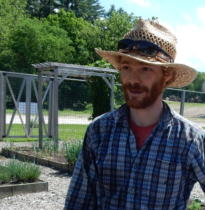Steffan Mirsky at Seed Savers Exchange