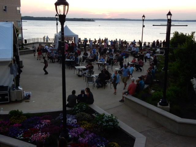 Concert at the Edgewater Hotel