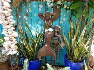 Lucinda Hutson's Mermaid grotto