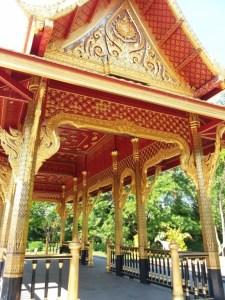 Thai Pavilion in Olbrich Botanical Garden