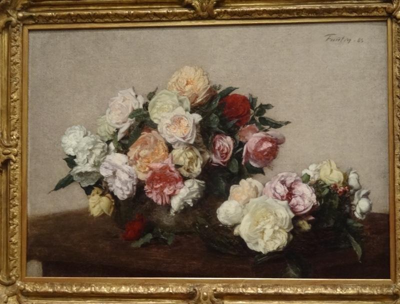 Fantin Latour painting