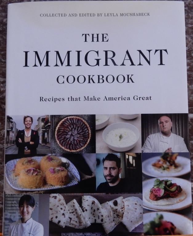 Immigrant Cookbok