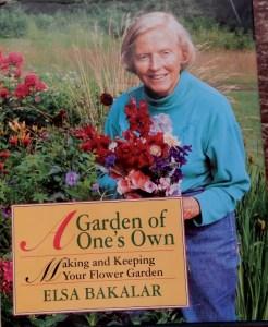 A Garden of One's Own by Elsa Bakalar