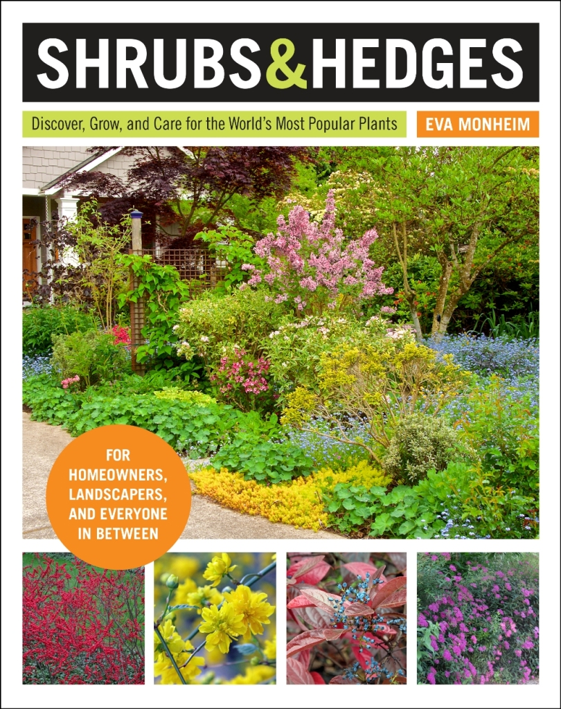Shrubs and Hedges book