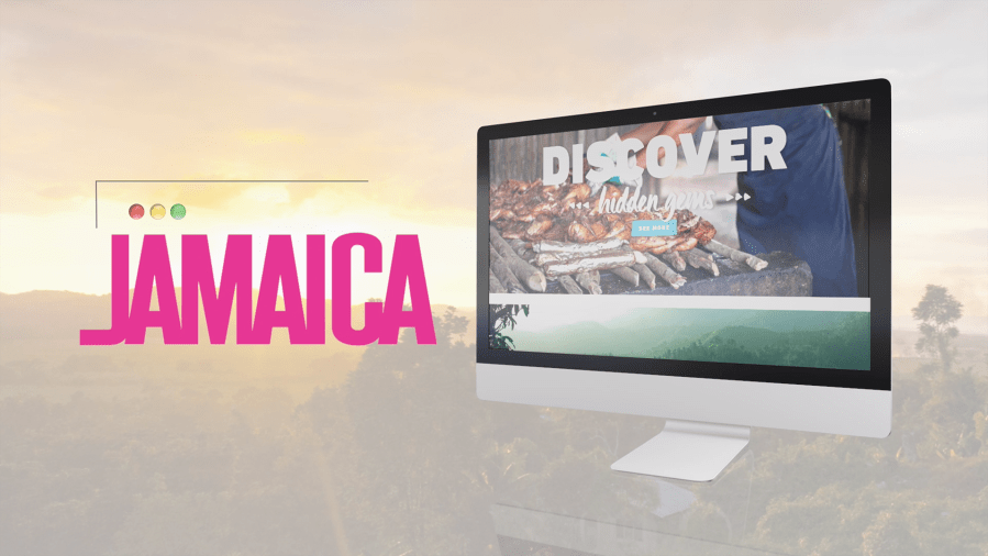 Simpleview Visit Jamaica Launch Video