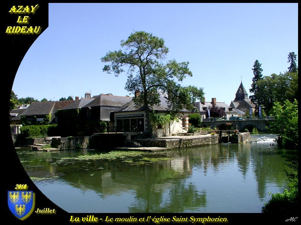 Photo A Azay Le Rideau