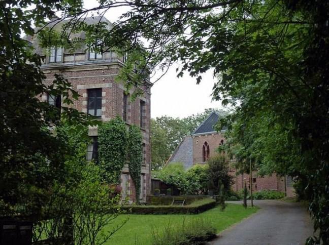 Le château - Ruesnes