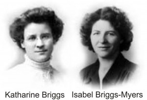 The founders of MBTI system
