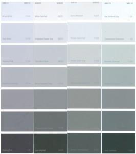 50 shades of grey - just dull grey?