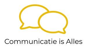 Logo Communicatie is Alles