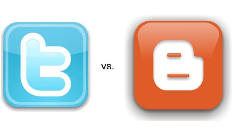 bloggen en microbloggen