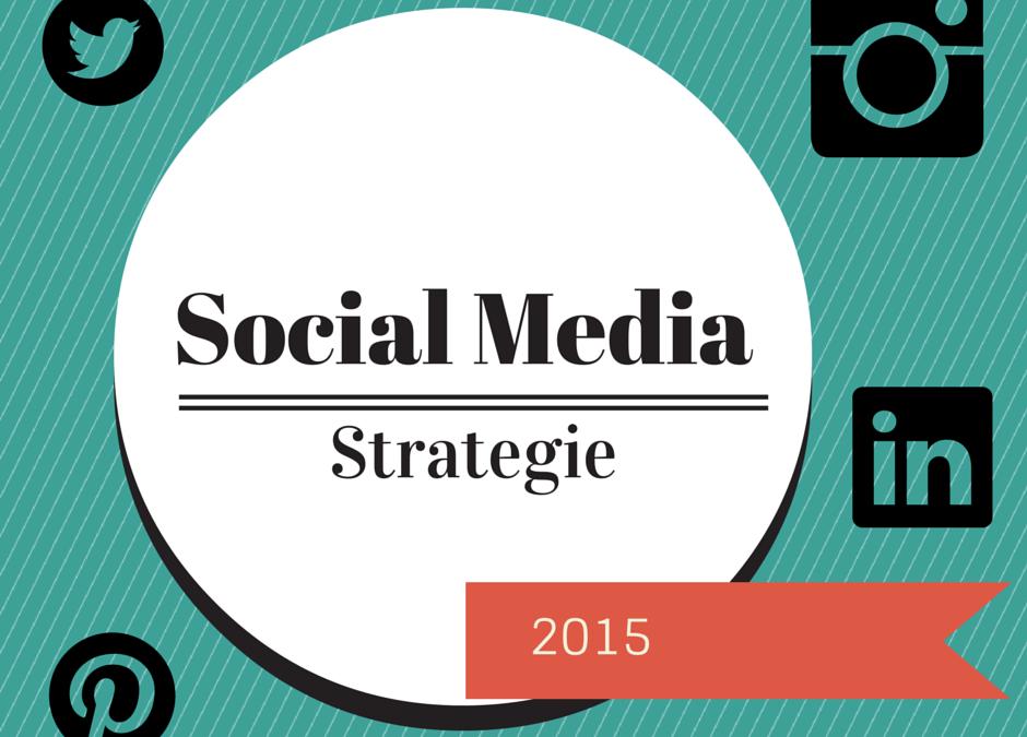 Nieuwe social media strategie met nieuwe social media cijfers