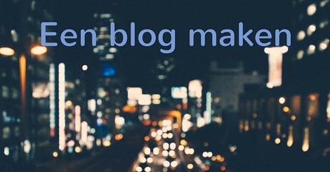 In 5 stappen een succesvol blog maken