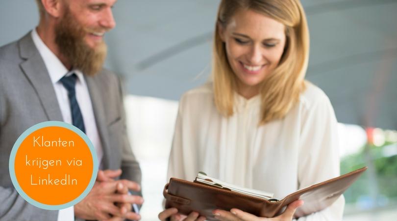 7 tips om met LinkedIn klanten te krijgen