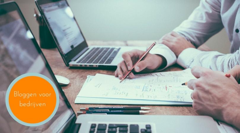 Bloggen voor bedrijven