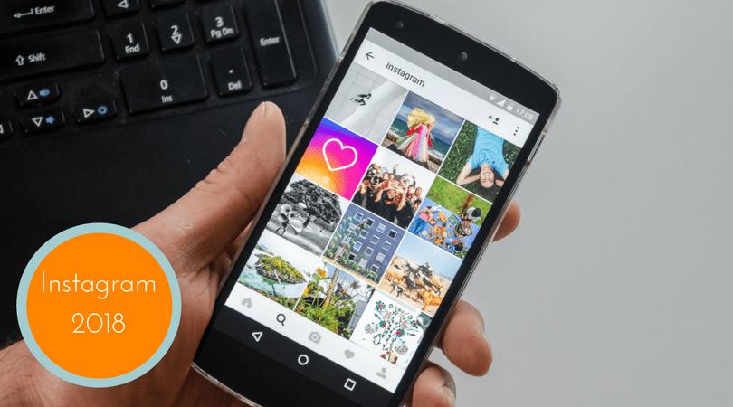 Instagram is niet meer te negeren voor ondernemers anno 2018