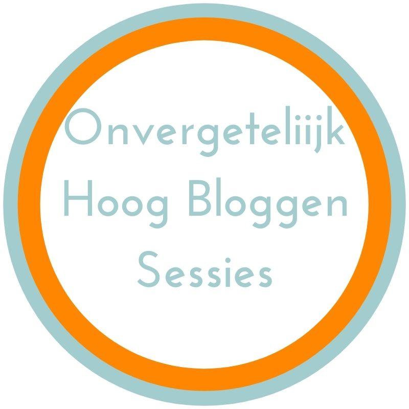 Onvergetelijk Hoog Bloggen