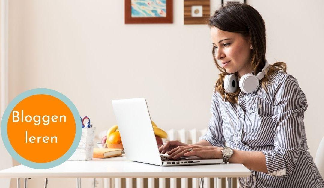 Bloggen leren: Handige tips en waarop je moet letten