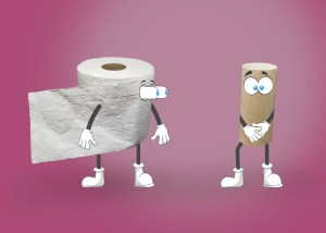Toilet Paper Creative Advertising