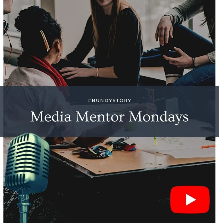 Bundaberg Media Mentor Mondays