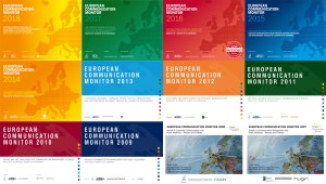 ECM European Communication Monitor on Communication Management and Strategic Communication 2007-2018