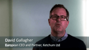 David Gallagher Ketchum Europe ComGap Leadership