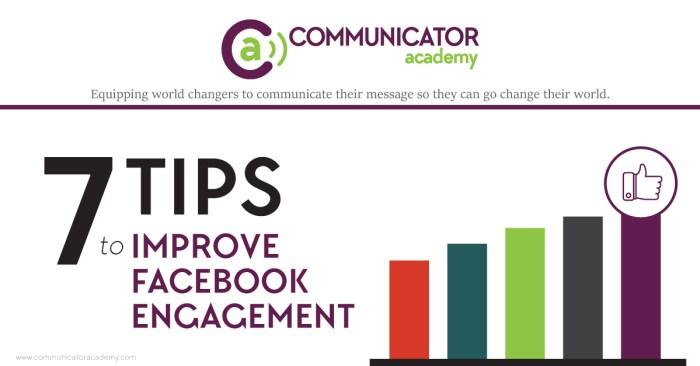 Improve Facebook Engagement
