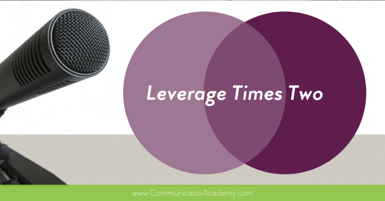 Leverage times two