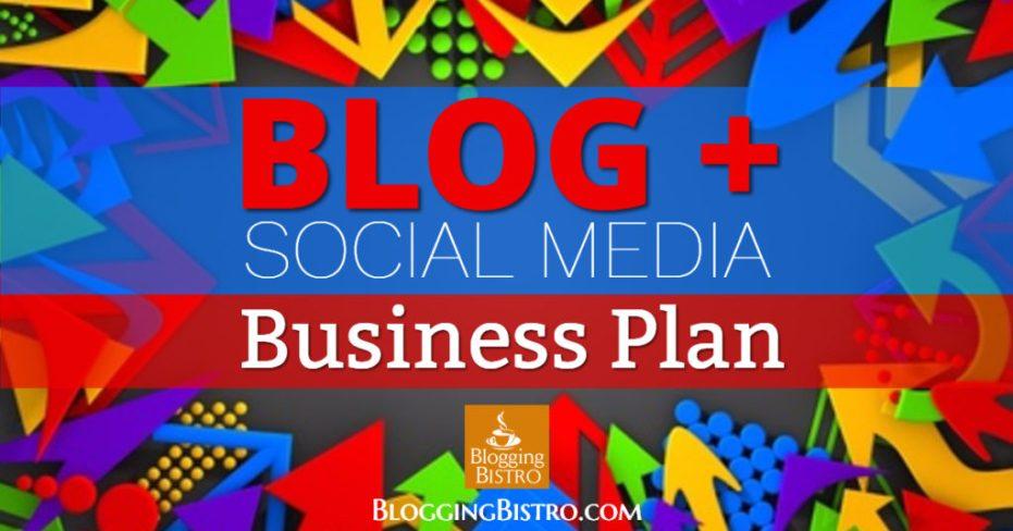 Blog & Social Media Business Plan | Laura Christianson