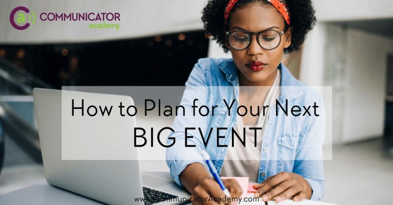 big event