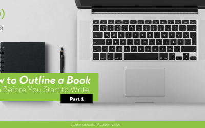 Eps. #88 How to Outline a Book Even Before You Start to Write – Part 1