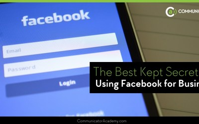 The Best Kept Secret for Using Facebook for Business