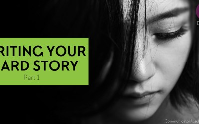 Eps. #119: Writing Your Hard Story – Part 1