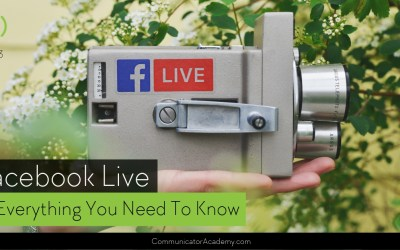 #133 Facebook Live: Everything You Need to Know