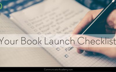 Episode 158:  Your Book Launch Checklist with Michelle Ule