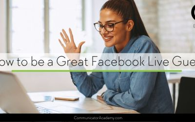 171 How To Be a Great FB Live Guest with Cheri Gregory