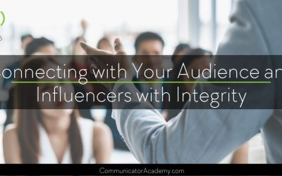 176 Connecting with Your Audience and Influencers with Integrity