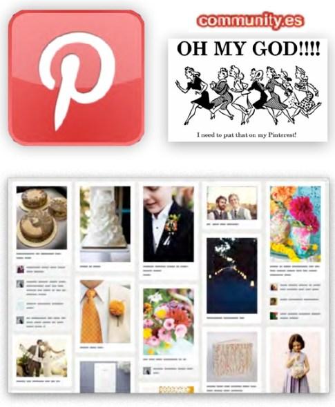 Pinterest, una gran apuesta en redes sociales a nivel corporativo. community internet, social media, enrique san juan