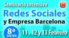 seminario redes sociales empresa barcelona febrero community internet
