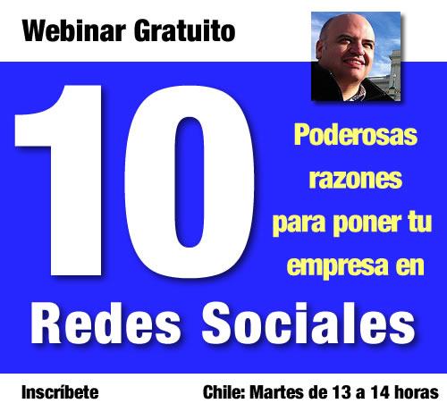 webinar - enrique san juan - redes sociales y empresa Chile abril 2013 rse13