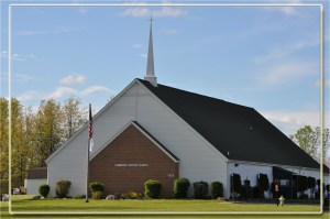 Church Front Pic