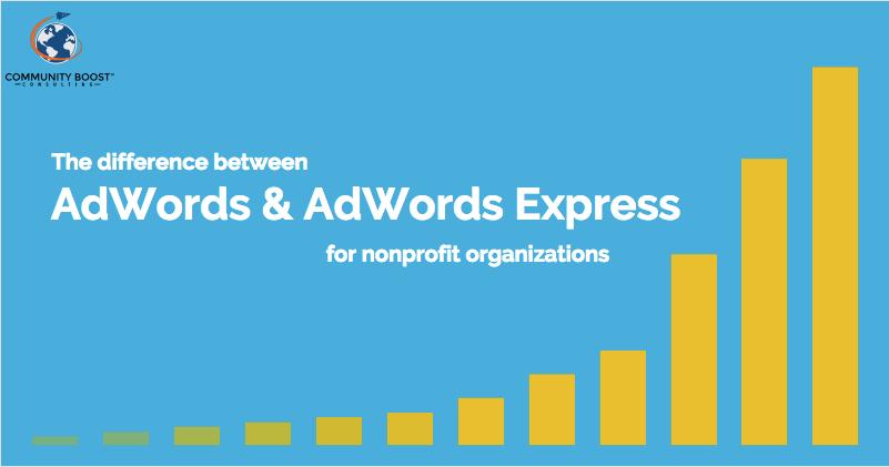 Understanding AdWords Express For Nonprofits