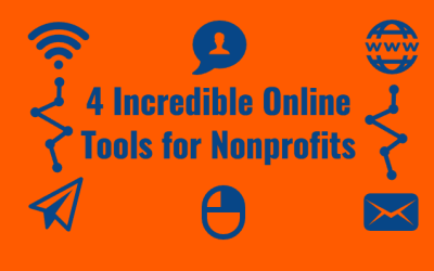 4 Incredible Online Tools for Nonprofits