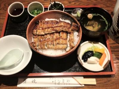 稲毛屋、鰻ひつまぶし(関西風(蒸さない))