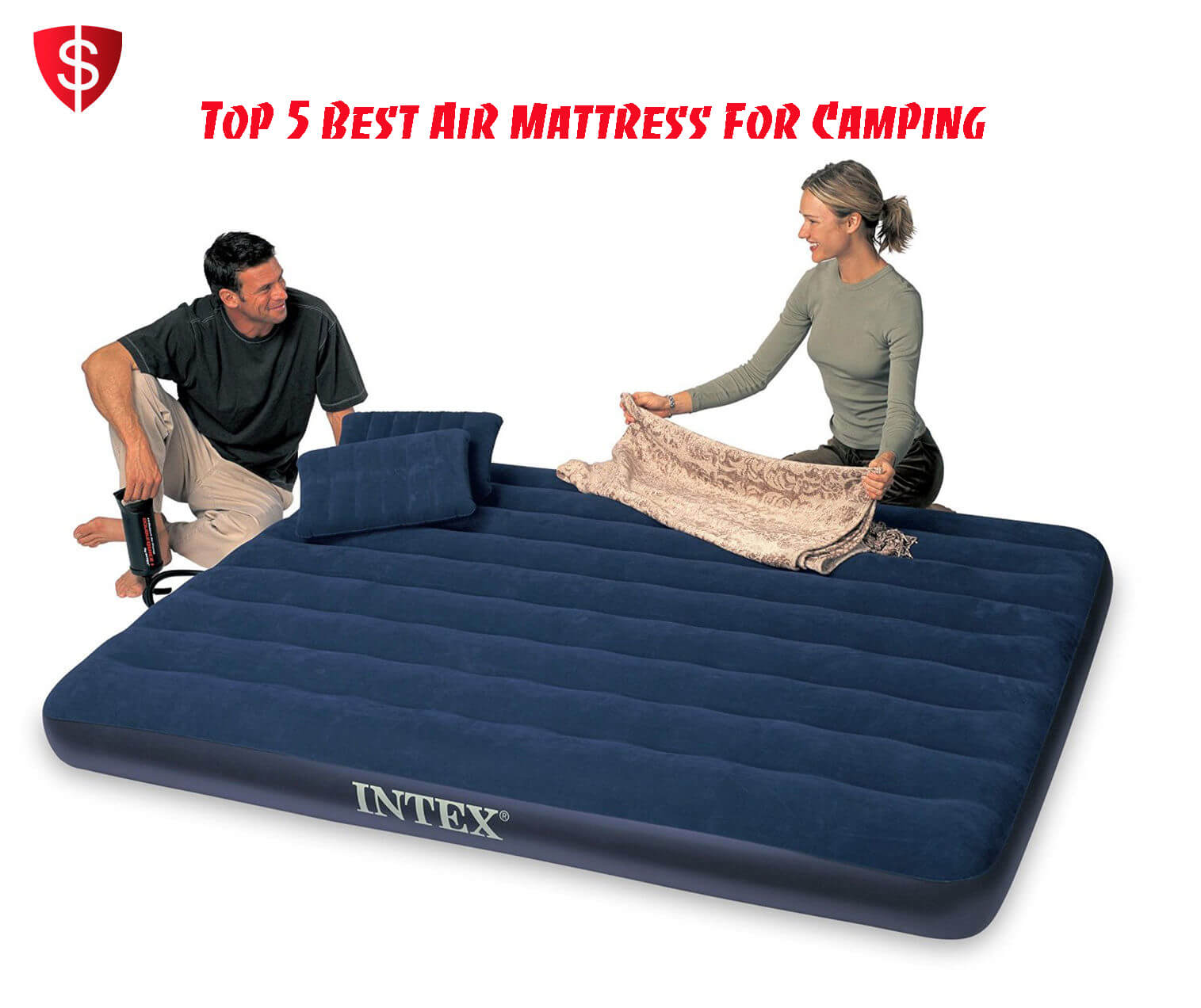 Top 5 The Best Air Mattress For Camping