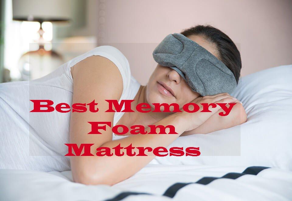 Best Memory Foam Mattress Topper 2017 Reviews