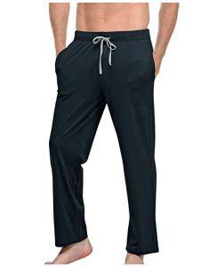 Men's Long Knit Pyjama Lounge Sleep Yoga Pants