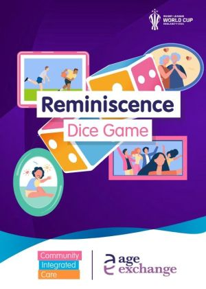 Dice Game front cover