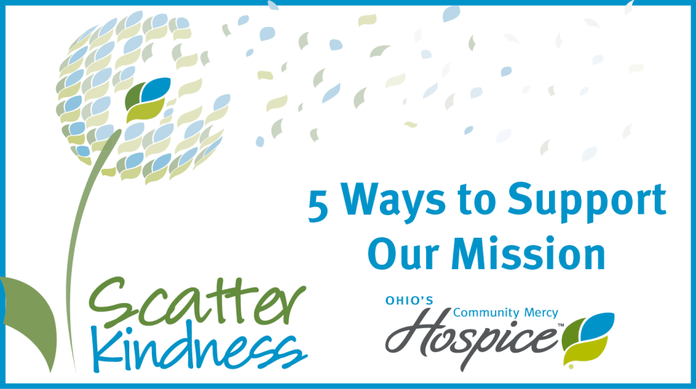 5 Easy Ways To Support Our Mission
