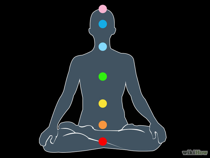 Sessions include work on opening one's spiritual chakras.